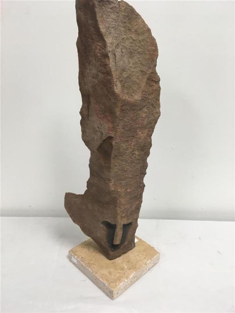 SHONA CARVED STONE SCULPTURE: abstract