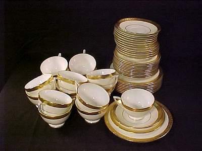 441: MINTON CHINA DINNERWARE WESTMINSTER