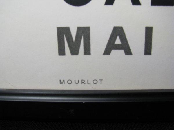 670: MOURLOT FERNAND LEGER LITHOGRAPH POSTER 1964 - 5
