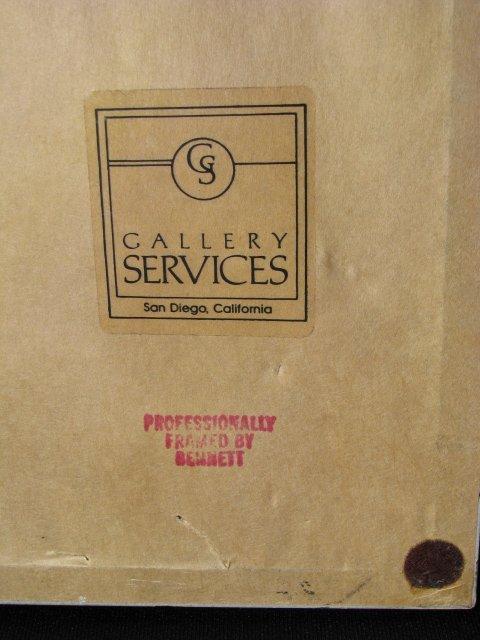 670: MOURLOT FERNAND LEGER LITHOGRAPH POSTER 1964 - 8