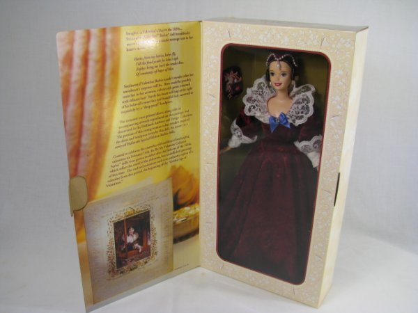 5: SENTIMENTAL VALENTINE BARBIE DOLL SPECIAL EDITION