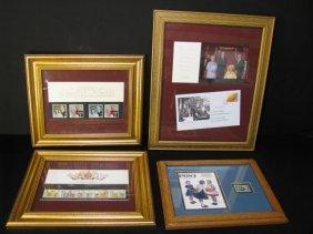 213: BRITISH ROYAL FAMILY & 1959 DENTAL COLLECTOR STAMP