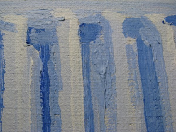 """312: PAINTING: THOM MILLSAP """"FRONT PORCH 1"""" - 6"""