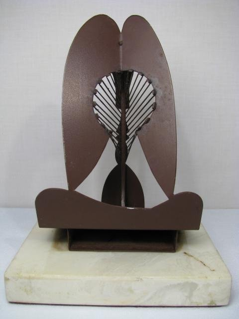 """402: MINIATURE MODEL AFTER PICASSO'S """"HEAD OF A WOMAN"""""""