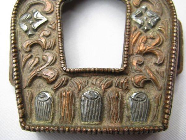 418: TIBETAN GAU SHRINE PRAYER BOX - 5