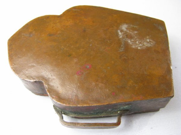 418: TIBETAN GAU SHRINE PRAYER BOX - 8