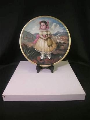 PICKARD CHILDREN OF MEXICO SERIES PLATES MARIA