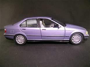 U T MODELS CAR BMW 3 SERIES SLATE BLUE