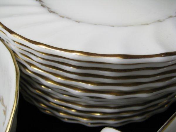 181: ROYAL DOULTON CHINA DINNERWARE ADRIAN 88 pieces - 7