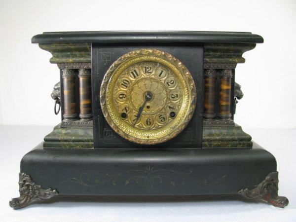 12: SETH THOMAS MANTEL CLOCK