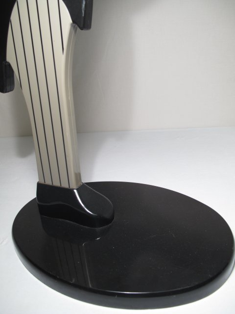 29: NOVELTY CONTEMPORARY SERVING BUTLER STAND LATE - 3