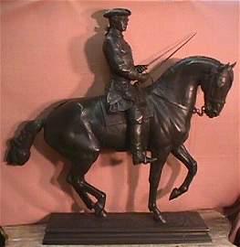 107: LOUIS XV CAVALIER BY ISADORE BONHEUR Mea