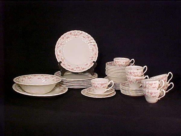 398: FRANCISCAN DINNER WARE- BRIDES BOUQUET 4