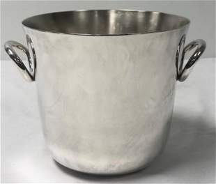 CHRISTOFLE SILVER PLATED CHAMPAGNE / ICE BUCKET