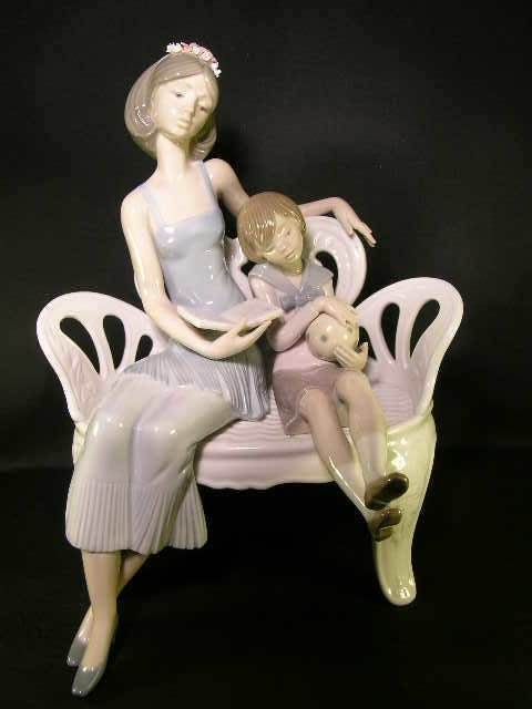 67: RETIRED LLADRO FIGURINE- ONCE UPON A TIME