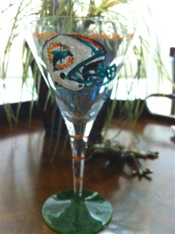 7: NIFF CELEBRITY MARTINI GLASS: DON SHULA