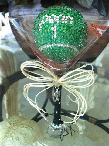 8: NIFF CELEBRITY MARTINI GLASS: ANNA KOURNIKOVA