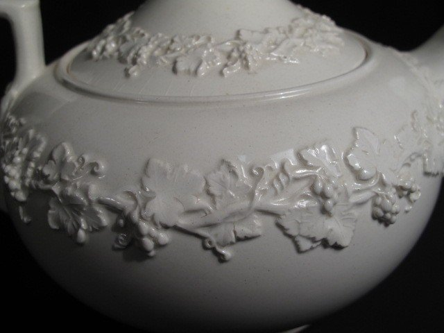 6: GROUP WEDGWOOD QUEENSWARE CHINA - 5