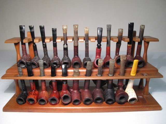 31: FINE PIPE COLLECTION CASTELLO DUNHILL & more 30 PCS