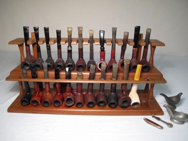 31: FINE PIPE COLLECTION CASTELLO DUNHILL & more 30 PCS - 2