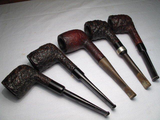 31: FINE PIPE COLLECTION CASTELLO DUNHILL & more 30 PCS - 6