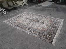 51 SILK ORIENTAL SINOPERSIAN AREA RUG 9 X 12