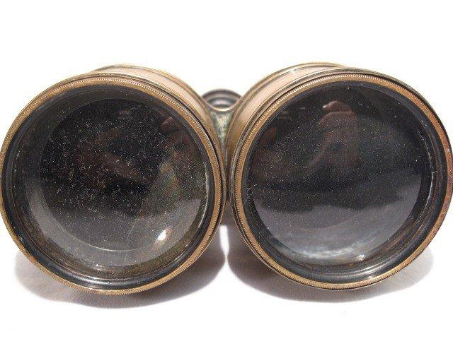 81: ANTIQUE OPERA GLASSES BINOCULARS MIGNONNE LEMAIRE F - 3