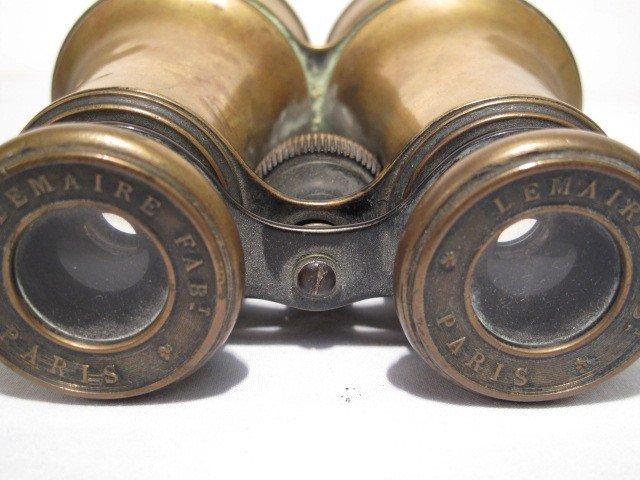 81: ANTIQUE OPERA GLASSES BINOCULARS MIGNONNE LEMAIRE F - 4