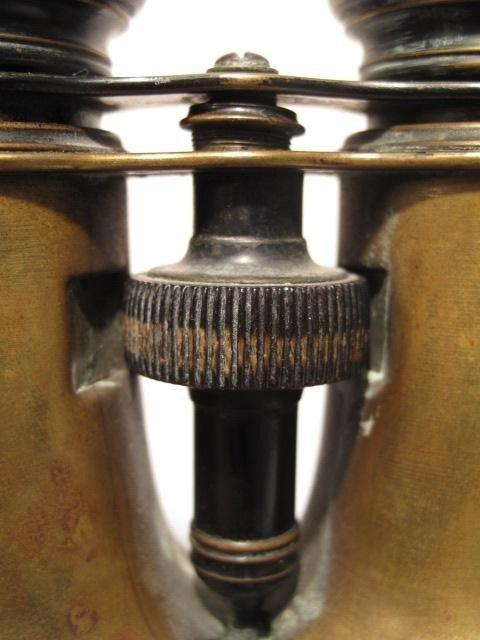 81: ANTIQUE OPERA GLASSES BINOCULARS MIGNONNE LEMAIRE F - 5