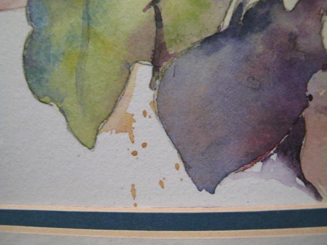 197: J. FETTINGIS WATERCOLOR PAINTING: ROSES - 4