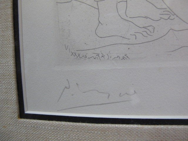 359: ARISTOPHANES LYSISTRATA & SIX PICASSO ETCHINGS SIG - 10
