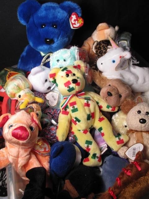 6: ENORMOUS LOT OF BEANIE BABIES 320+ - 4
