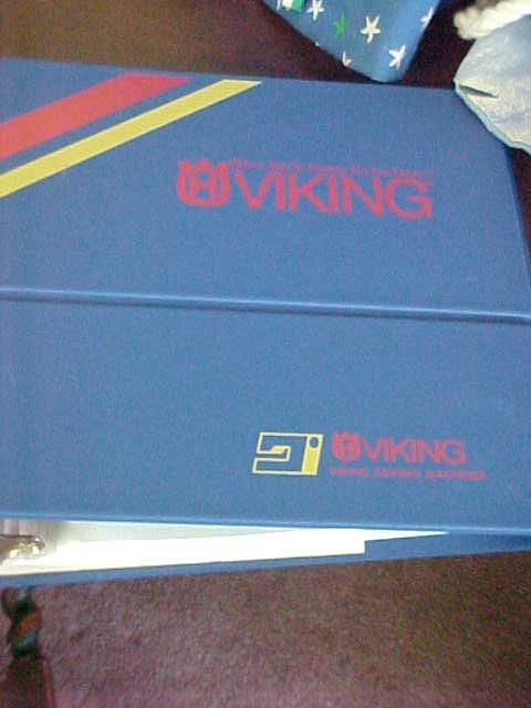 301: VIKING HUSQVARNA 400 SEWING MACHINE - 4