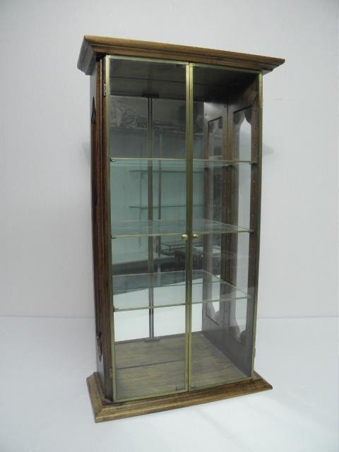 4: STUDIOCRAFT FOUR TIER WALL CURIO