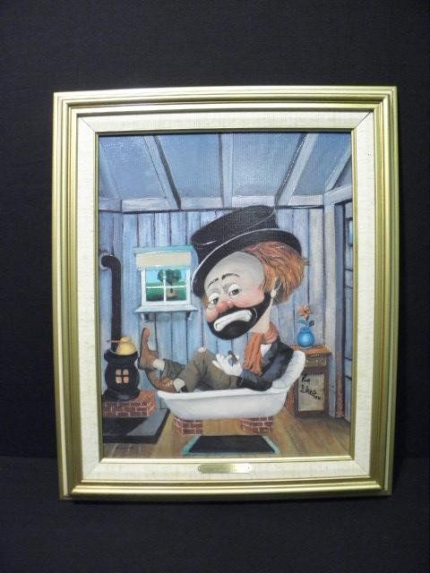 "6: RED SKELTON LIMITED EDITION: ""FREDDIE IN THE TUB"""
