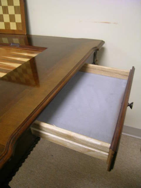 1289: ALEXANDER JULIAN HOME COLOURS WOOD GAME TABLE - 8