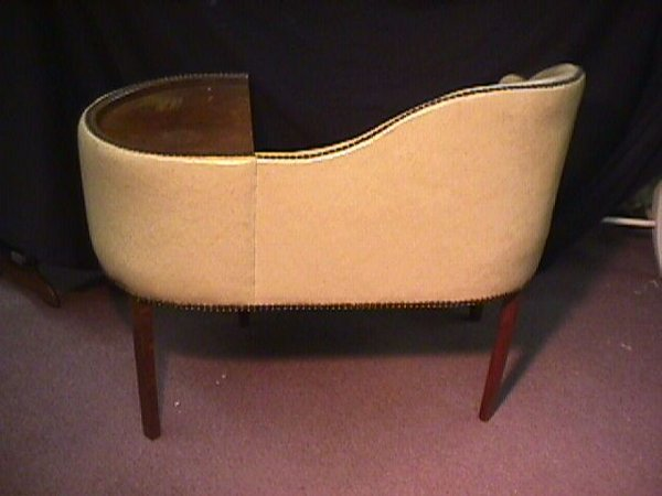 895: 50s TELEPHONE CHAIR / TABLE - 3
