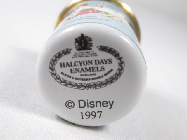 TEN HALCYON DAYS ENGLISH ENAMEL BOXES: LOONEY TUNES, - 9