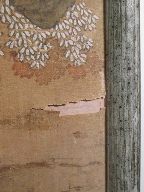 VERY FINE EARLY 19TH C CHINESE PAINTING ON SILK - 8