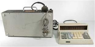 VINTAGE WANG 320E ELECTRONIC CALCULATOR