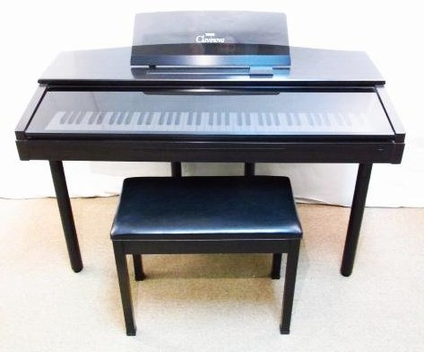 Yamaha clavinova cvp 7 digital piano keyboard for Yamaha clavinova price list