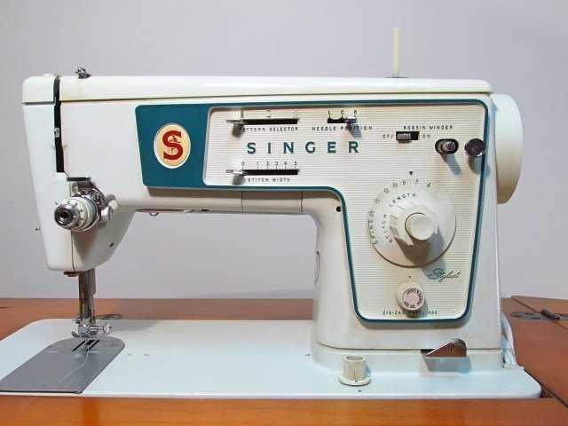 SINGER MODEL 40 SEWING MACHINE WOODEN CABINET Mesmerizing Singer Sewing Machine 1960