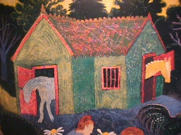 1175: PRINT OF PAINTING BY ANNA PUGH FRAMED - 7