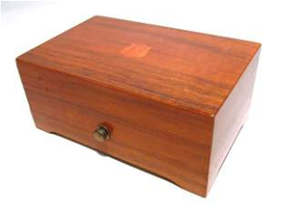 VINTAGE SWISS THORENS 3-SONG MUSIC BOX