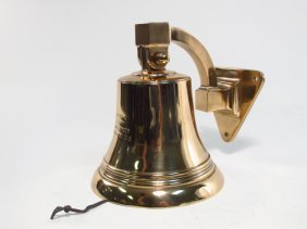 H.M.S. TIGER 1916 COMMEMORATIVE SHIPS' BELL