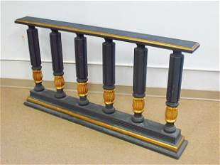 CUSTOM ANNIE SLOAN PAINTED BANNISTER