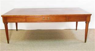 WOOD COFFEE TABLE BY BRANDT