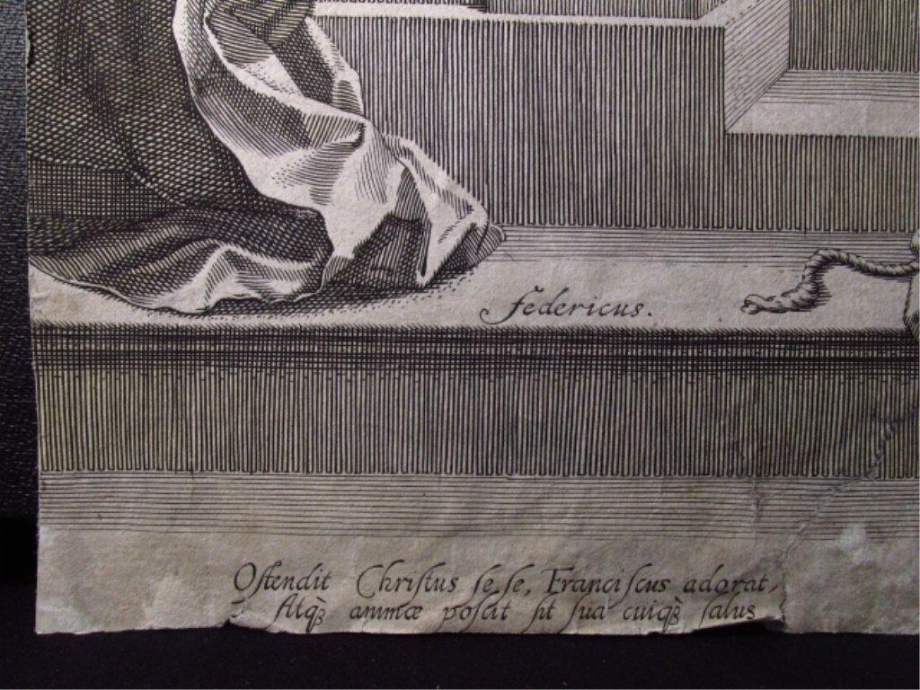 FEDERICO BAROCCI: THE VISION OF SAINT FRANCIS - 8