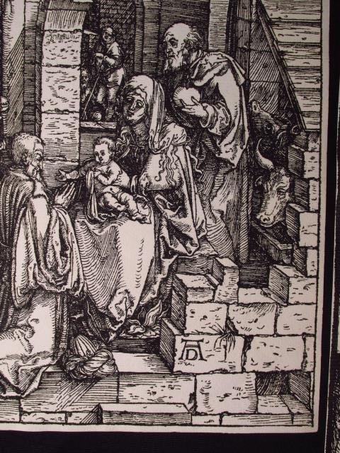 FOUR ALBRECHT DURER POSTHUMOUS WOODCUT PRINTS - 4