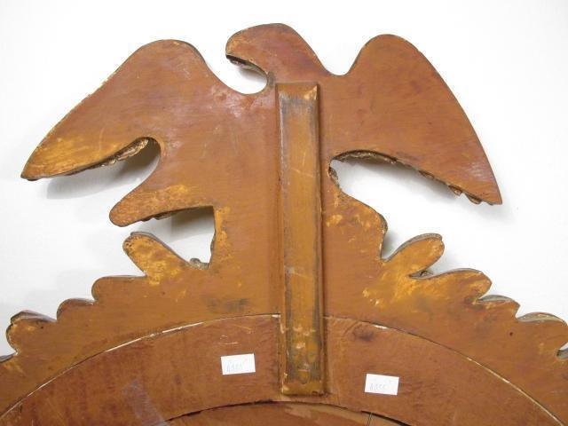 LATE 19TH CENTURY GILDED GIRANDOLE MIRROR - 8
